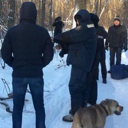 Данила Котенев показал, как совершал преступление (ФОТО)