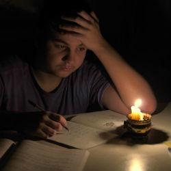 Пол Казани осталась без электричества