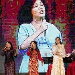 ФОТОрепортаж с концерта, посвященного 85-летию со дня рождения Альфии Авзаловой