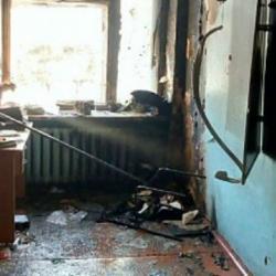 Опубликовано ВИДЕО с места нападения на школу в Бурятии