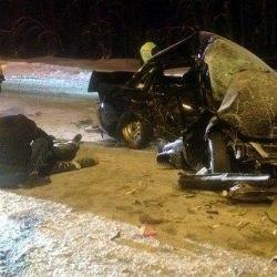 В Татарстане столкнулись пять машин, погибло два человека  (ФОТО)
