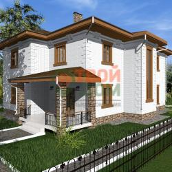 Строительство домов «под ключ» от СК «Твой дом»!