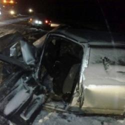 Двое погибли и трое пострадали на автодороге Чистополь - Нижнекамск
