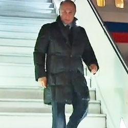 В Казань прибыл Президент Российской Федерации Владимир Путин