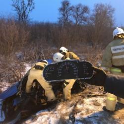 «Легковой автомобиль разорвало на две части»: в Крыму жертвами ДТП стали три человека (ФОТО, ВИДЕО)