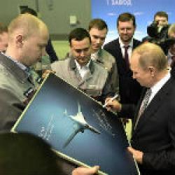 Путину в Казани предложили приравнять работу по гособоронзаказу к службе в армии