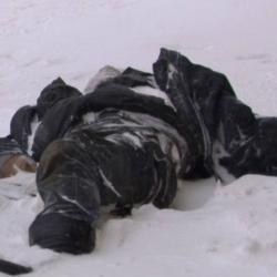 В соседней республике двух человек нашли замерзшими насмерть. Это уже четвертый случай за месяц