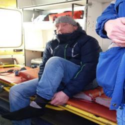 Спасатели отыскали потерявшегося в Менделеевском районе мужчину