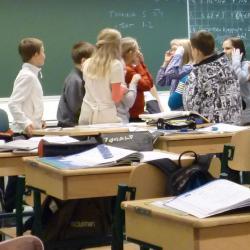 В школе в Кемерово подросток ранил ножом девочку