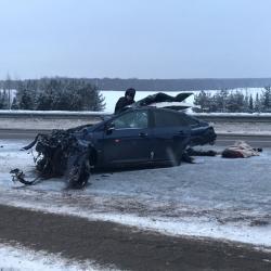Количество погибших в ДТП на трассе в Татарстане увеличилось до четырех
