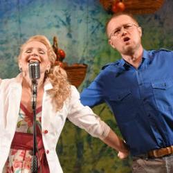 В Марийский национальный театр камаловцы привезут «Диляфруз-Remake»