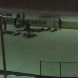 В Казани на «Жилке» задержали около 30 вероятных участников молодёжной ОПГ (ВИДЕО)