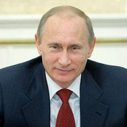 Владимира Путина зарегистрировали кандидатом в президенты