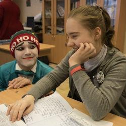 Камаловцы устроили праздник для детей реабилитационного центра «Солнечный» (ФОТО)
