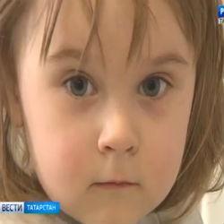 Поможем маленькой Диане Царевой встать на ноги (ВИДЕО)