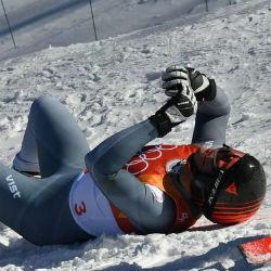 Появилось ВИДЕО падения российского горнолыжника на Олимпиаде, после которого его госпитализировали