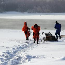 В Пестрецах на дне реки найдено тело пропавшего парня
