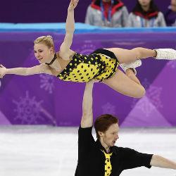 «Не справились с нервами»: Казанская фигуристка Тарасова и Морозов не смогли завоевать вторую медаль на Олимпиаде