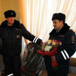 В Казани выписали женщину, которую в роддом доставили сотрудники ГИБДД (ФОТО)