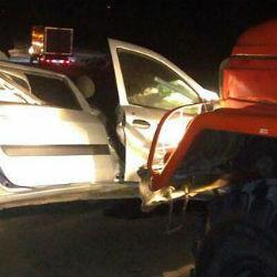 Автоледи из РТ погибла в страшном ДТП с участием грузовика (ФОТО)