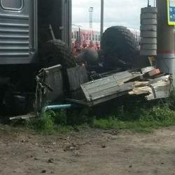 Татарстанец осужден за смерть двух пассажиров в ДТП с поездом