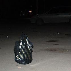 В Казани в процессе операции «Арсенал» полицейские нашли на улице пакет с пистолетом