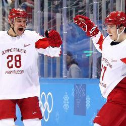 Клюшки из Челнов помогли российским хоккеистам завоевать золото Олимпиады-2018