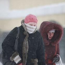 МЧС Татарстана предупредило о тумане и понижении температуры воздуха до -30ºС