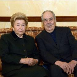Наина Ельцина: Шаймиев был авторитетом для первого президента России