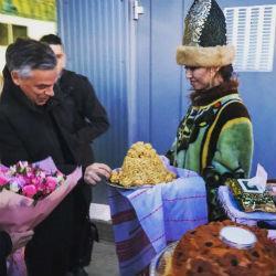 В Казань прилетел посол США Джон Хантсман (ФОТО)