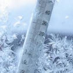 В Казани зафиксирована рекордно низкая температура за последнее десятилетие