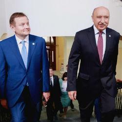Гафуров прокомментировал назначение Вафина на должность советника