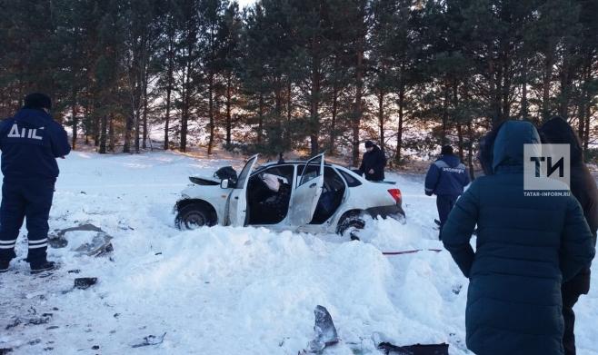 ДТП в Елабужском районе унесло жизни троих человек (ФОТО)
