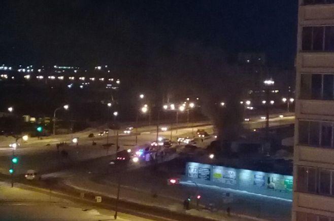 Ночью в Набережных Челнах прогремел взрыв (ФОТО)