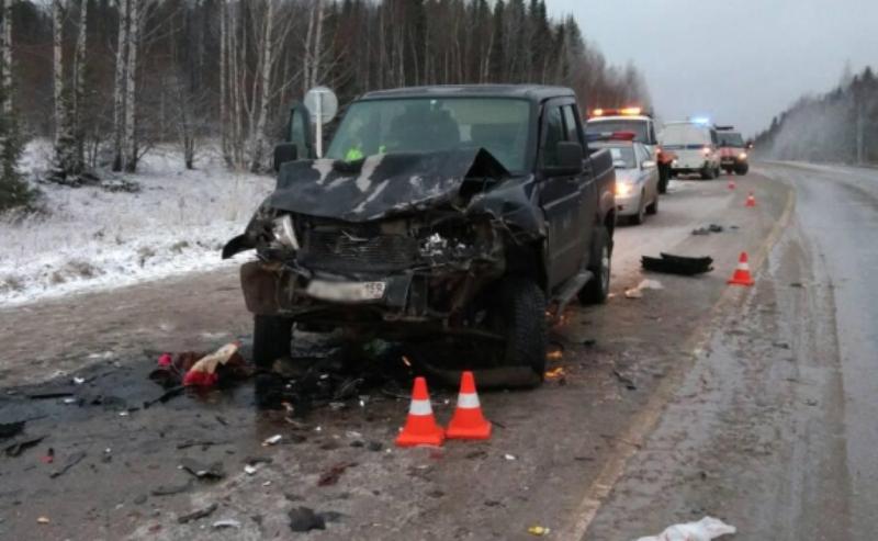Жителя Татарстана осудили за аварию в Пермском крае, в которой погибла вся его семья