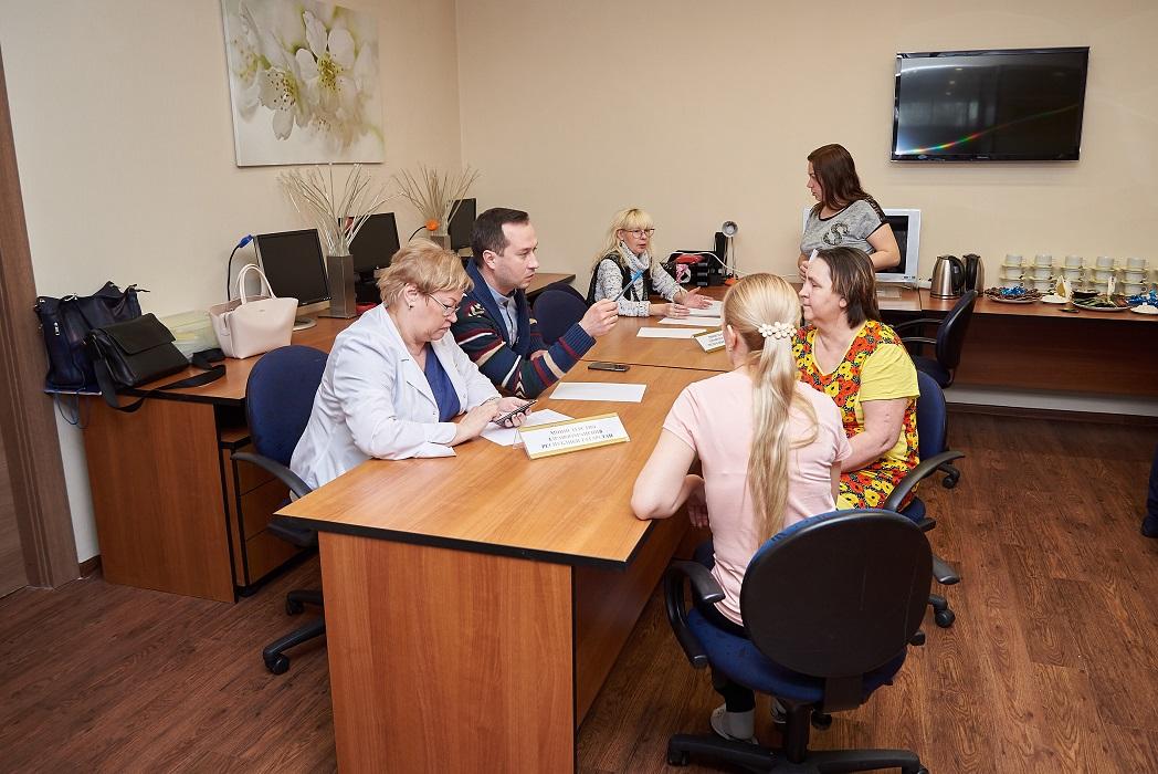 Юридическая помощь для семей, чьи дети проходят длительное лечение в ДРКБ