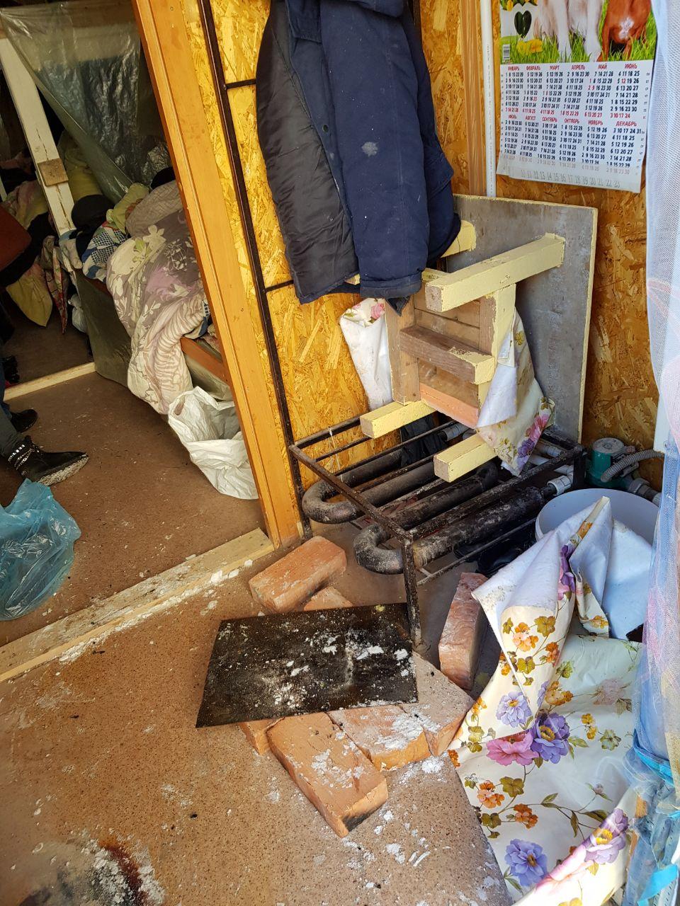Тела пяти человек обнаружены на стройке в Уфе (ФОТО)