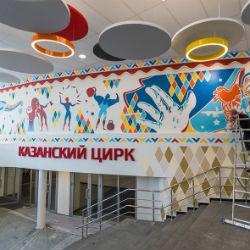 Миллиард на Казанский цирк: обновление манежа, победа над запахами и медиафасад (ФОТО)