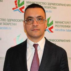 Новым замминистра здравоохранения РТ назначен Айрат Гарипов
