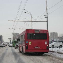 В Казани закрывается один автобусный маршрут
