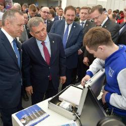В Татарстане изобрели принтер, который печатает без краски