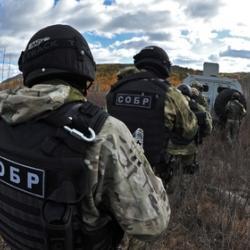 Под Рязанью мужчина открыл стрельбу по сотрудникам полиции