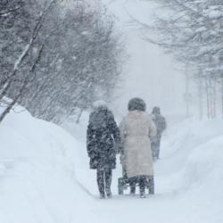 Весна отменяется: Татарстан провожает один снежный циклон и встречает новый