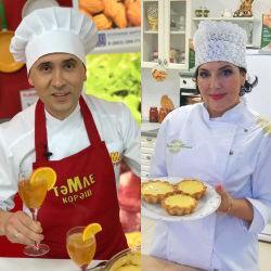 Резеда Хусаинова и Булат Байрамов приглашают на вебинар по кулинарному искусству