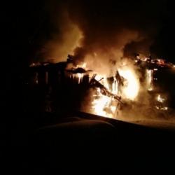 В Альметьевском районе жизнь сельчанки спас пожарный извещатель