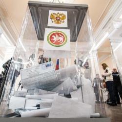 100 на 100: Один из участков в Татарстане показал 100% явку, все голосовали за Путина