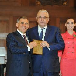 В Казани чествовали победителей республиканского конкурса «Благотворитель года — 2017»