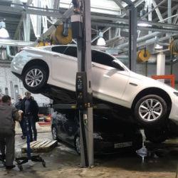 ТТС оплатил стоимость упавшей с подъемника в автосервисе «БМВ» в Казани