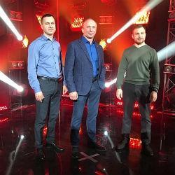 Пилоты команды «КАМАЗ-мастер» приняли участие в «Comedy club» (ВИДЕО)