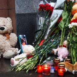 СМИ: при пожаре в кемеровском ТЦ погиб 41 ребенок